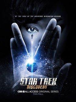 Locandina Star Trek Discovery