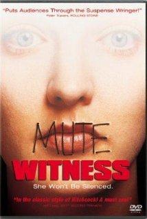 Locandina Gli Occhi del Testimone
