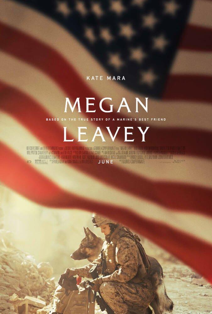 Locandina Megan Leavy