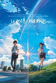 Locandina Your Name