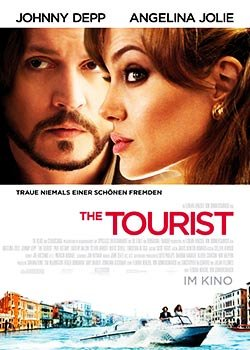 Locandina The Tourist  Streaming