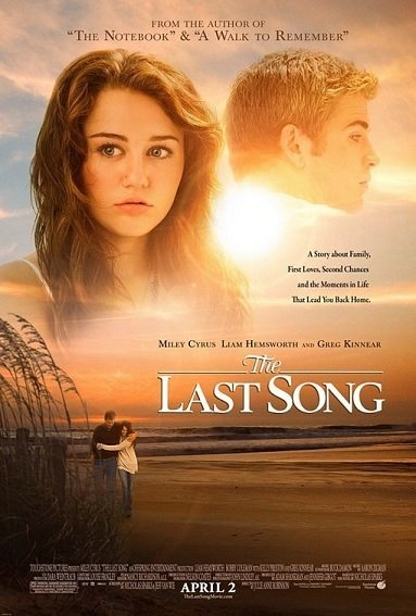 Locandina The Last Song
