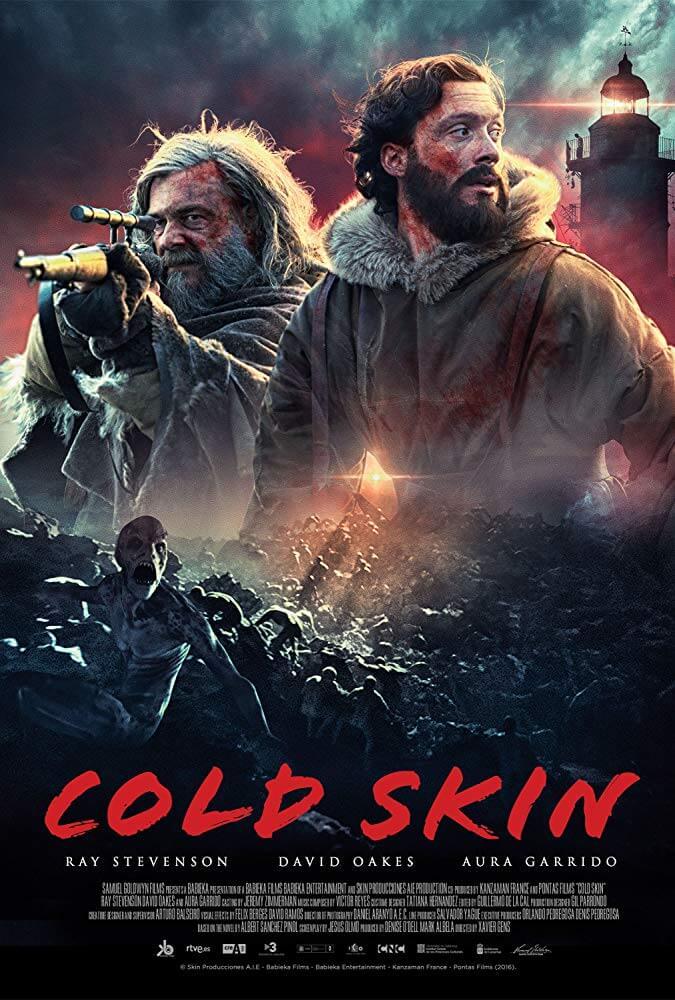 Locandina Cold Skin