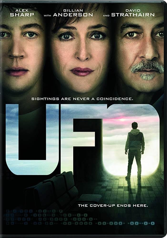 Locandina UFO