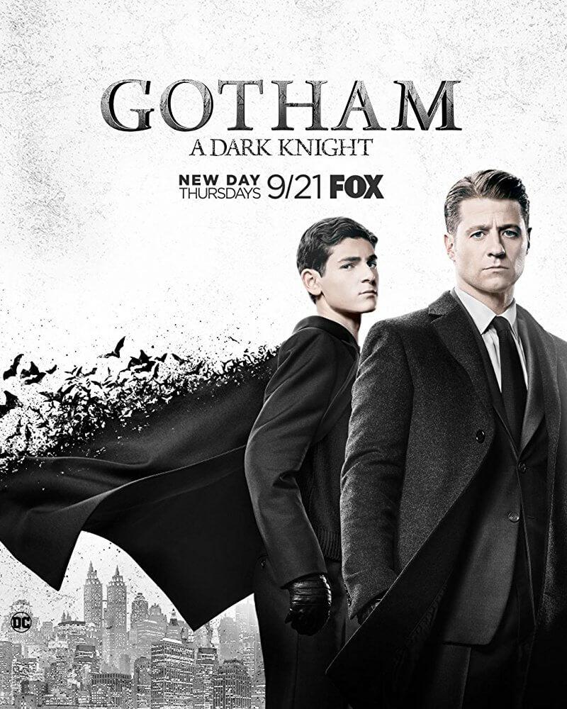 Locandina Gotham
