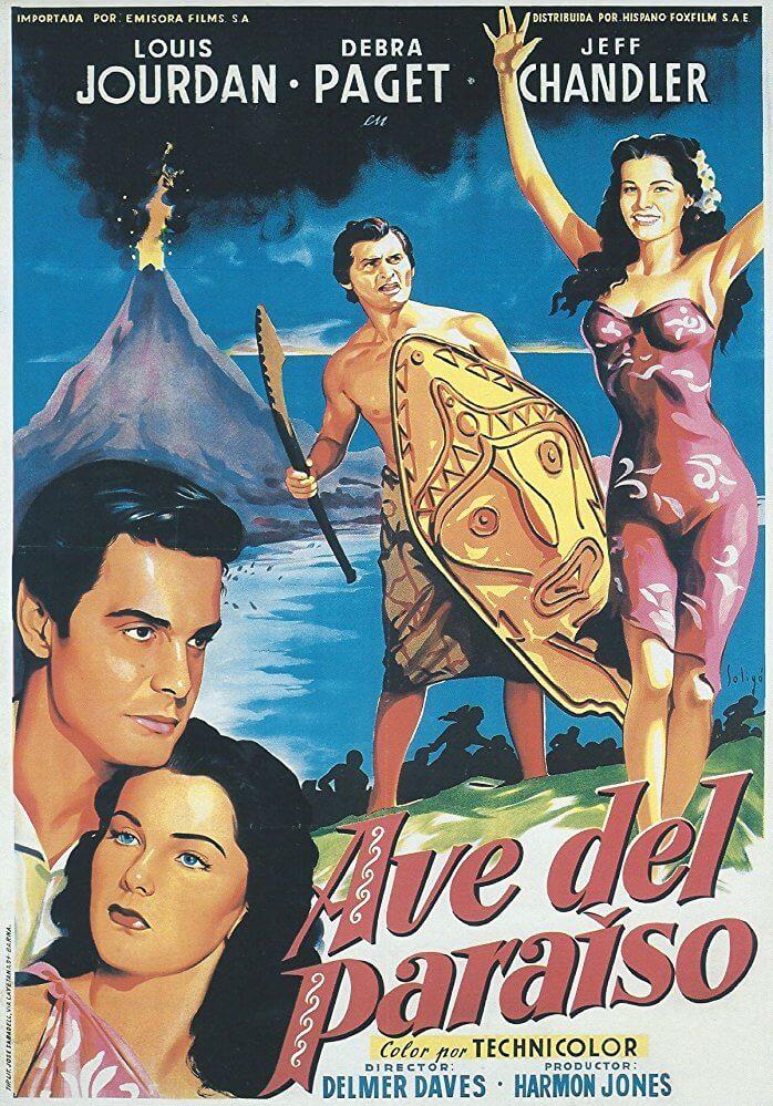 L'uccello di Paradiso (1951)