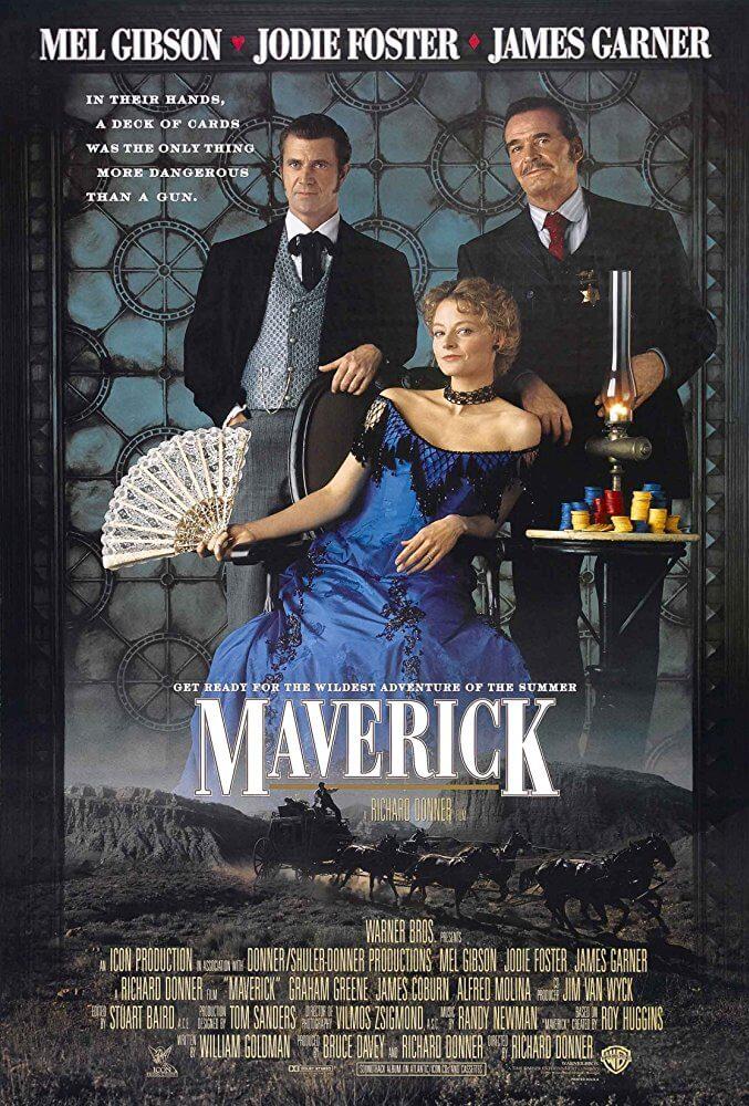 Locandina Maverick