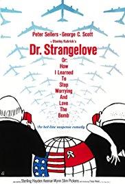 Il dottor Stranamore - Ovvero: come ho imparato a non preoccuparmi e ad amare la bomba (1964)