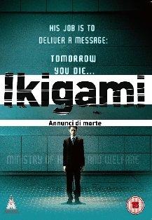 Locandina Ikigami – Annunci di Morte  Streaming