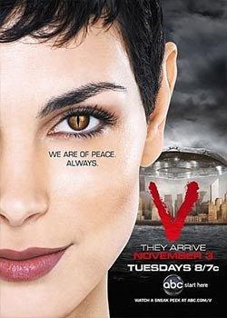 Locandina V – Visitors  Streaming Serie Tv