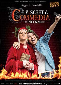 Locandina La solita commedia – Inferno  Streaming