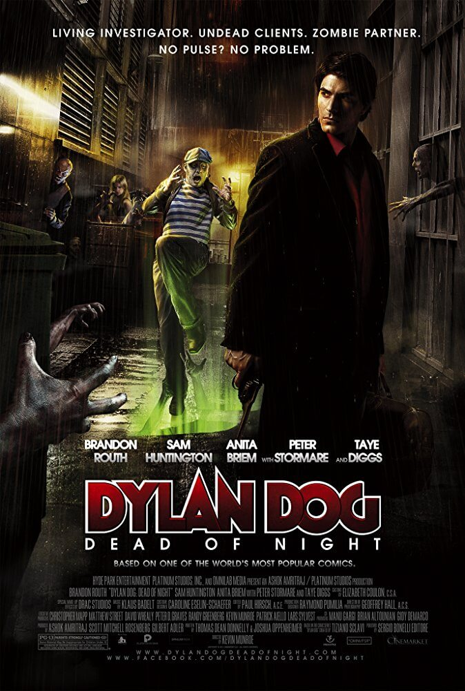 Dylan Dog: Il Film (2011)