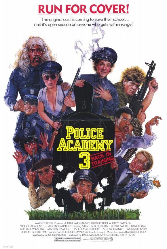Scuola Di Polizia 3: Tutto Da Rifare (1986)