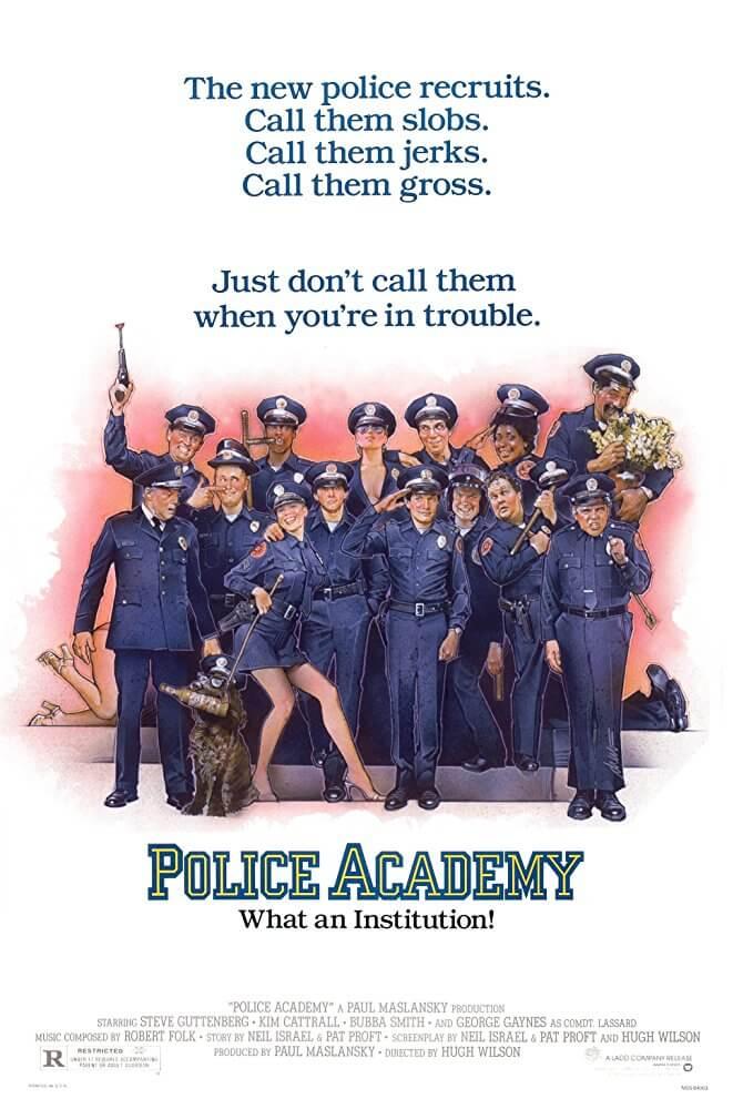 Scuola Di Polizia (1984)