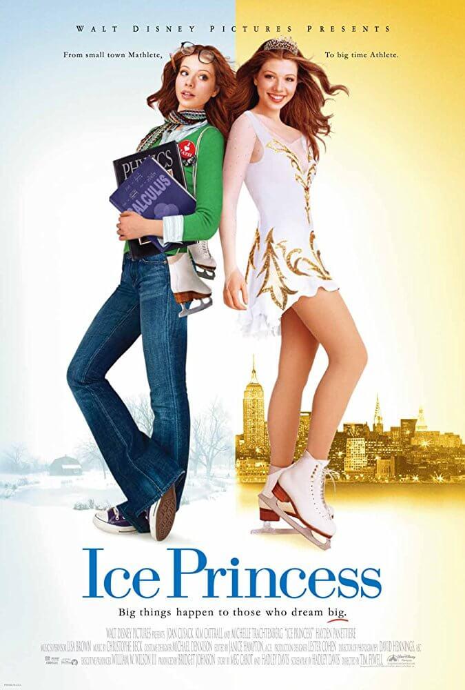 Locandina Ice Princess: Un Sogno Sul Ghiaccio