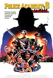 Scuola di polizia 6: La Città è Assediata (1989)