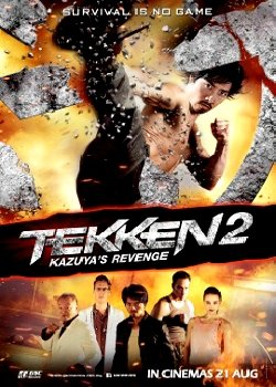 Locandina Tekken – A Man Called X