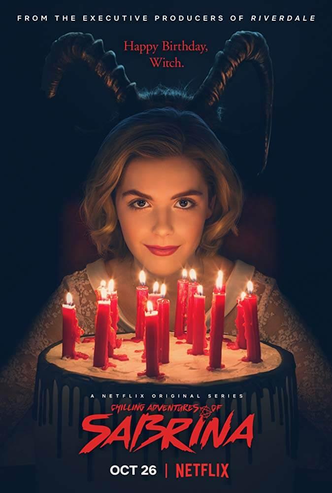 Locandina Le terrificanti avventure di Sabrina