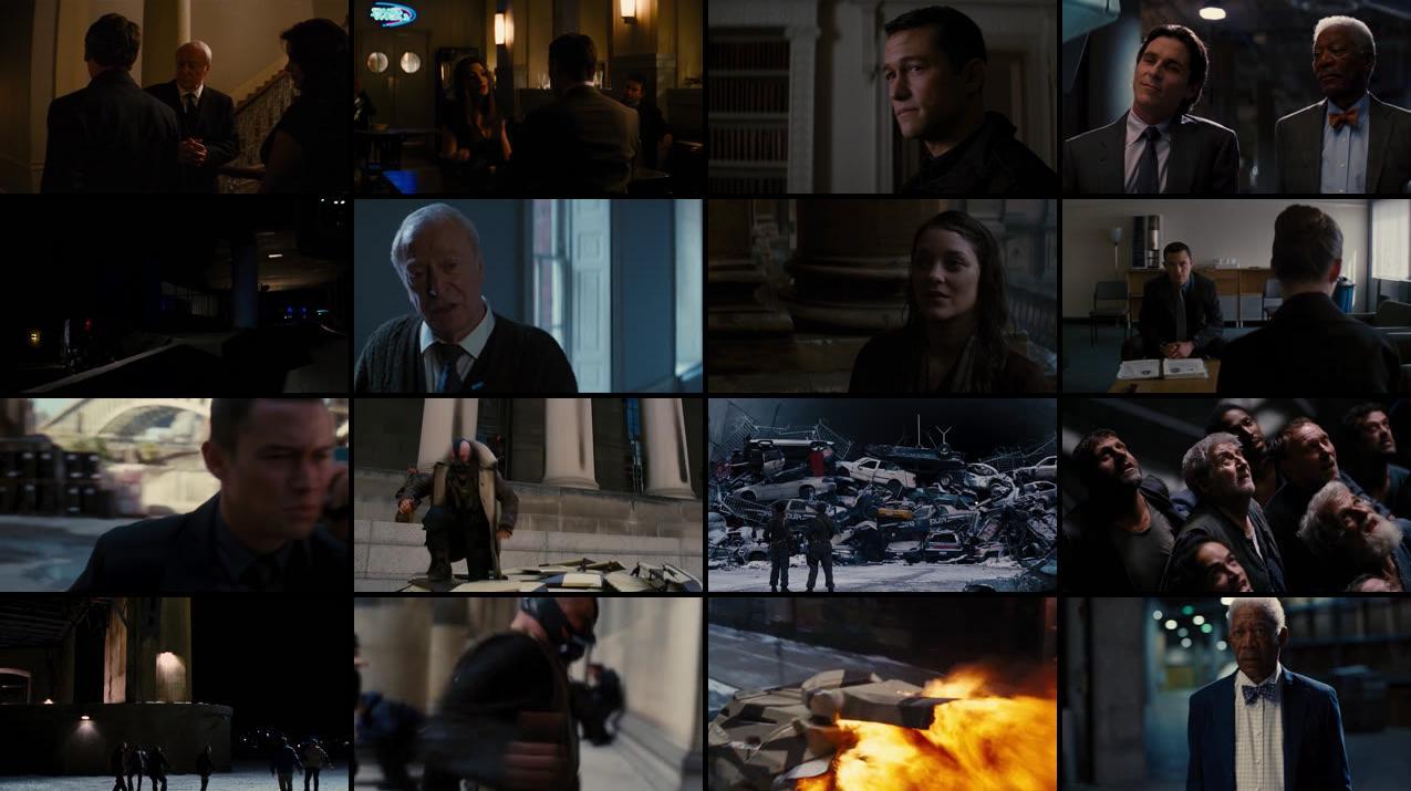 Il Cavaliere Oscuro: Il Ritorno