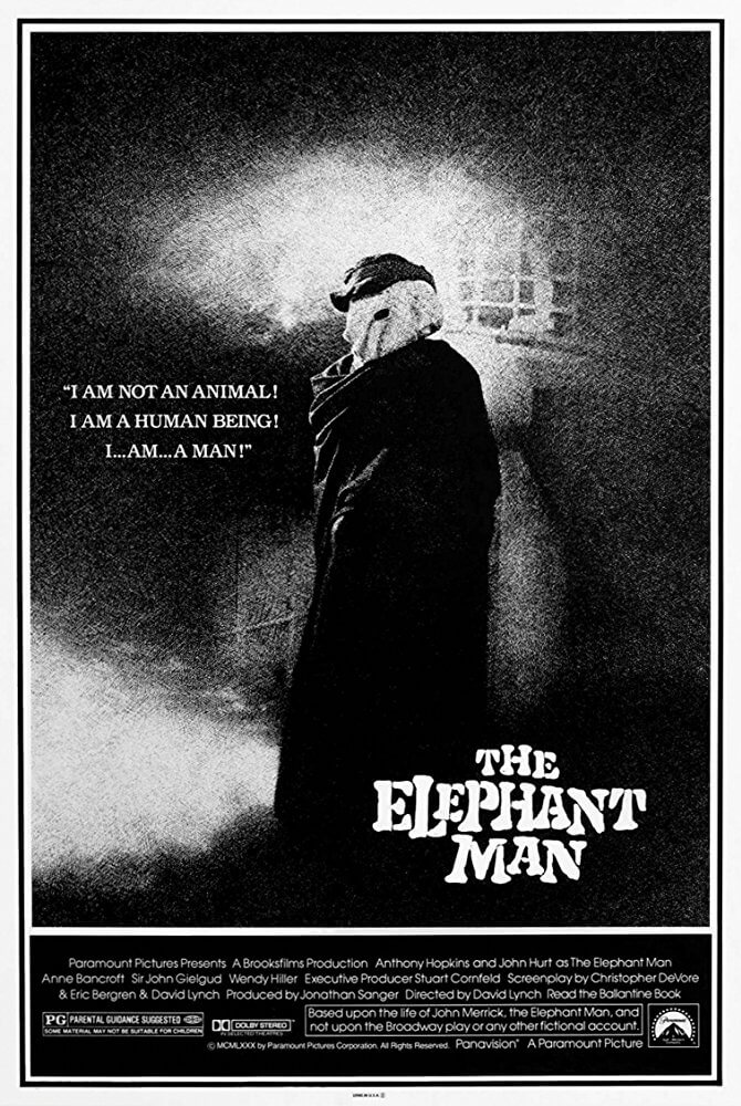 Locandina The Elephant Man