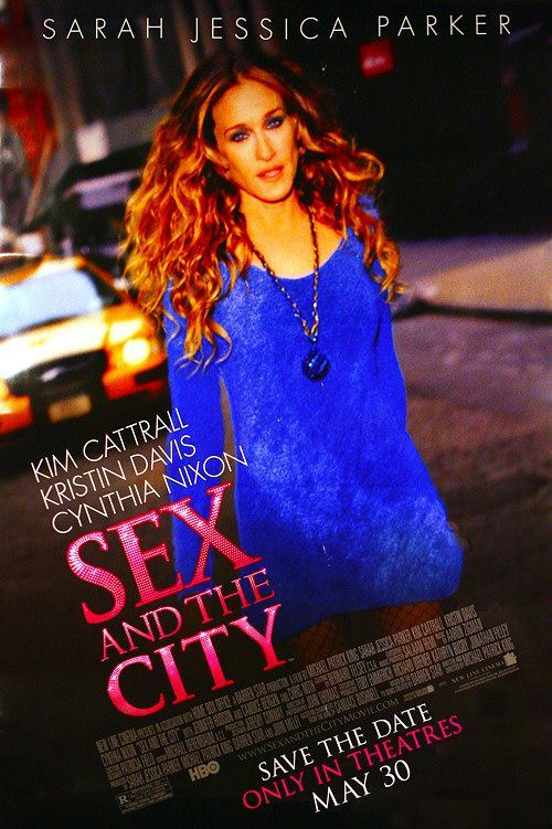 Locandina Sex and the City