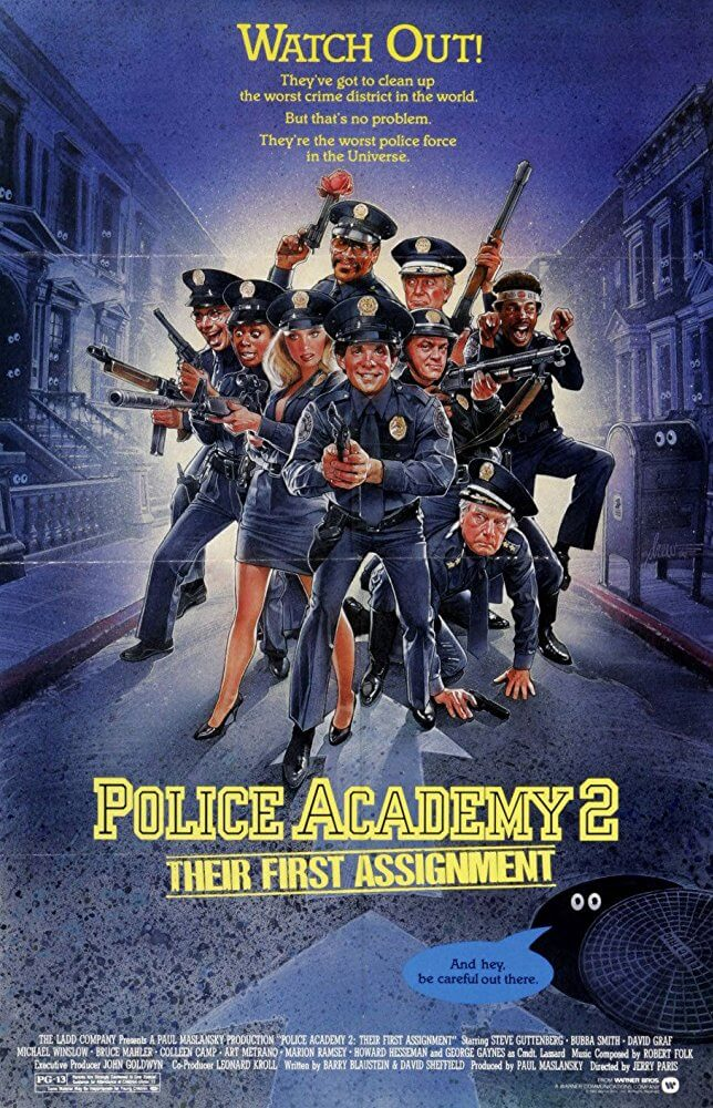 Scuola Di Polizia 2: Prima Missione (1985)