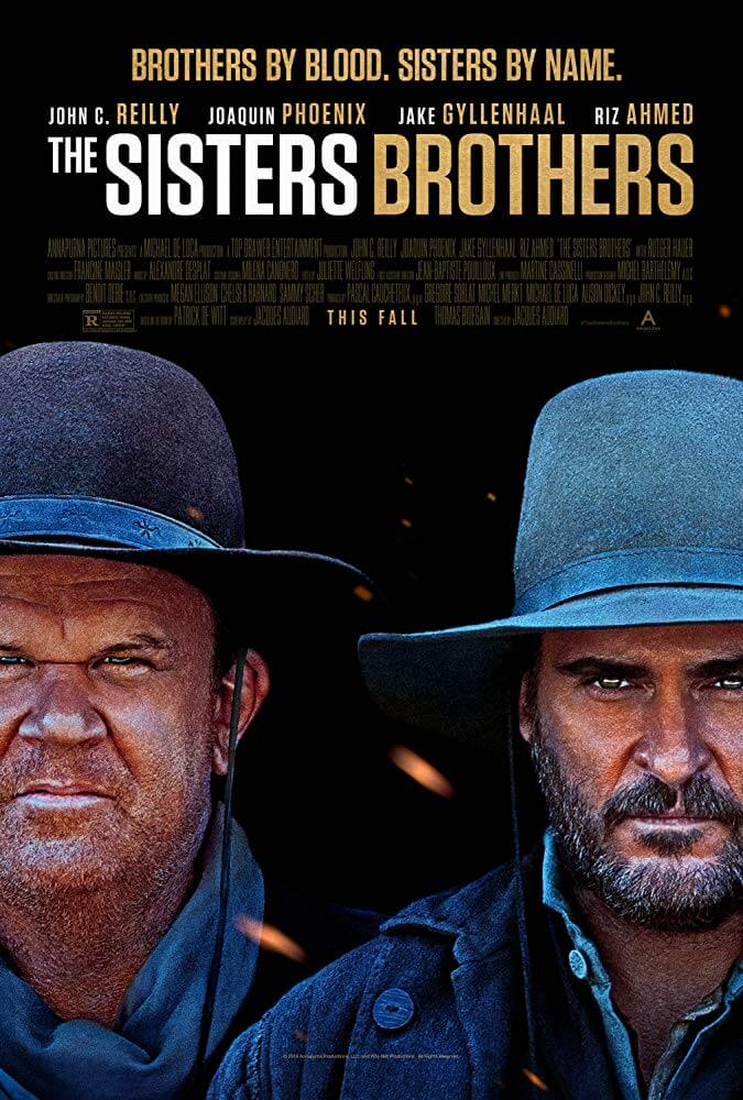 Locandina The Sisters Brothers