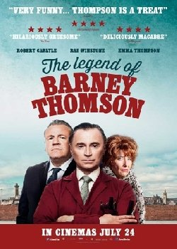 The Legend of Barney Thomson (2015) Sub-ITA