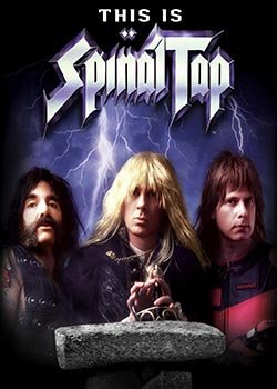 Locandina This Is Spinal Tap  Streaming