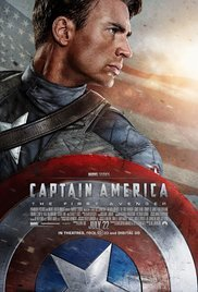 Locandina Captain America – Il Primo Vendicatore  Streaming