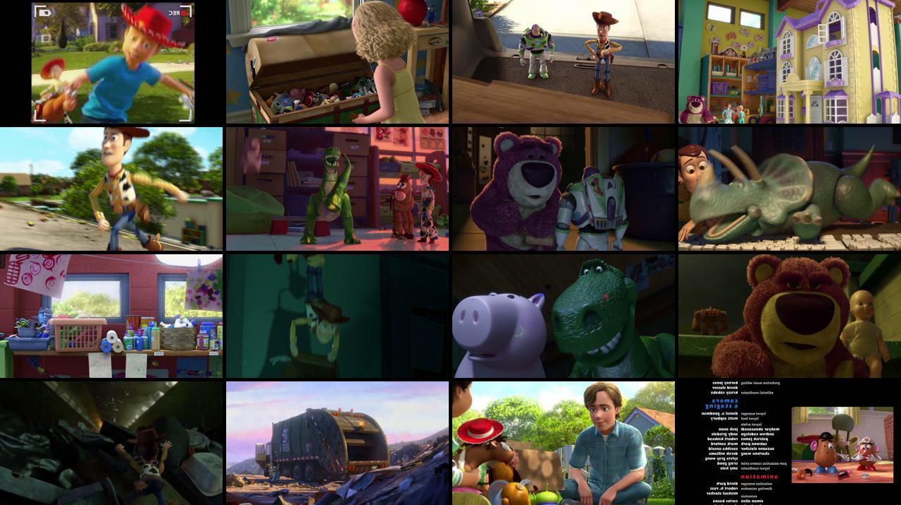 Toy Story 3: La grande fuga