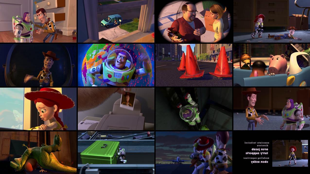 Toy Story 2: Woody e Buzz alla riscossa