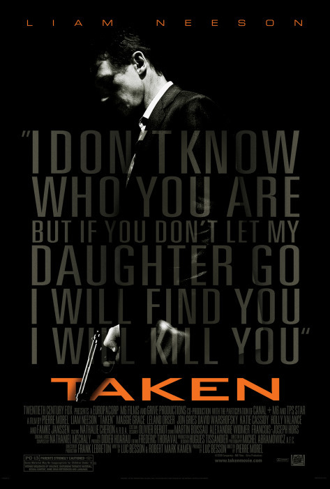 Taken: Io vi Troverò (2008)