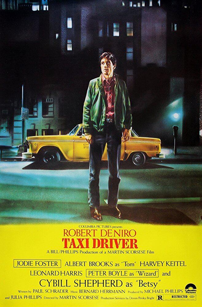 Locandina Taxi Driver