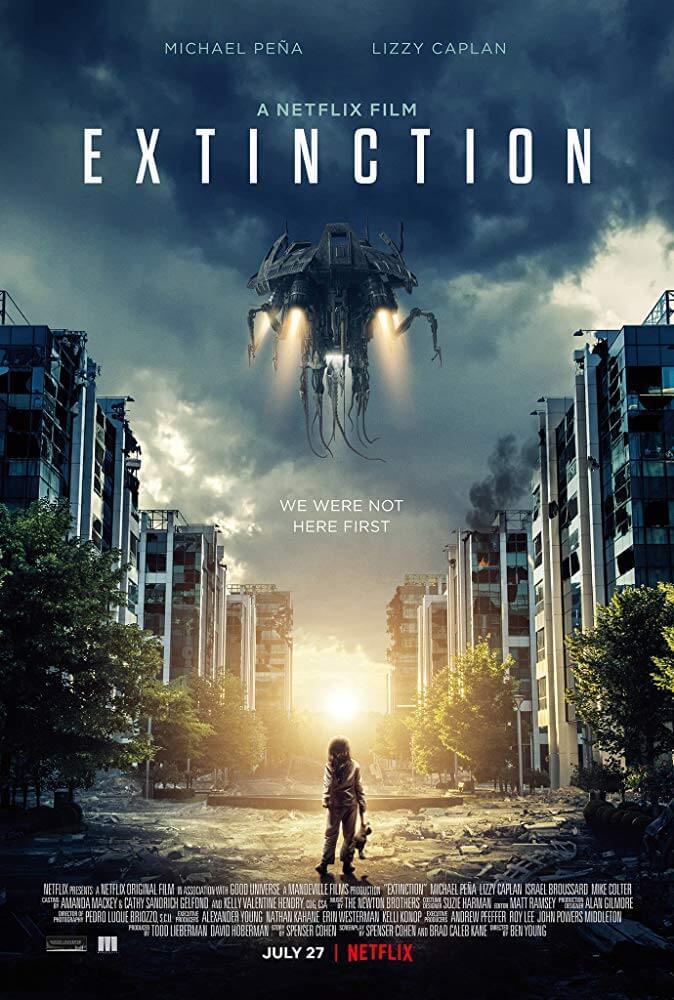 Locandina Extinction