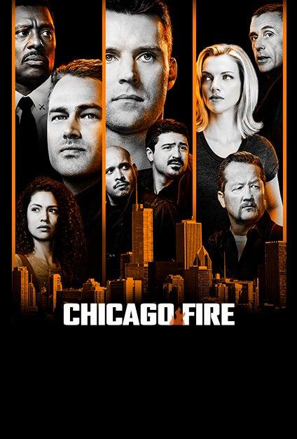 Locandina Chicago Fire