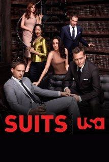 Locandina Suits