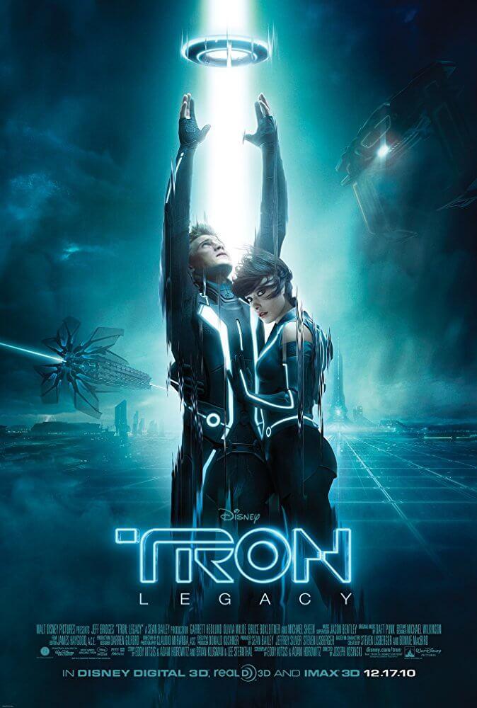 Locandina Tron: Legacy