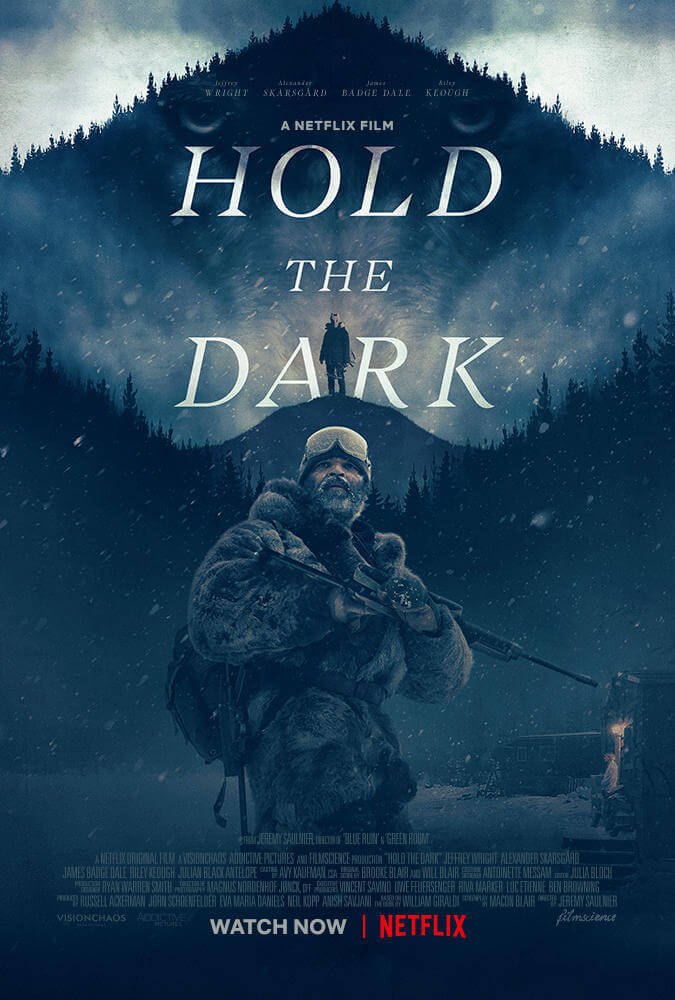 Locandina Hold the Dark