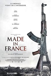 Locandina Made in France  Streaming