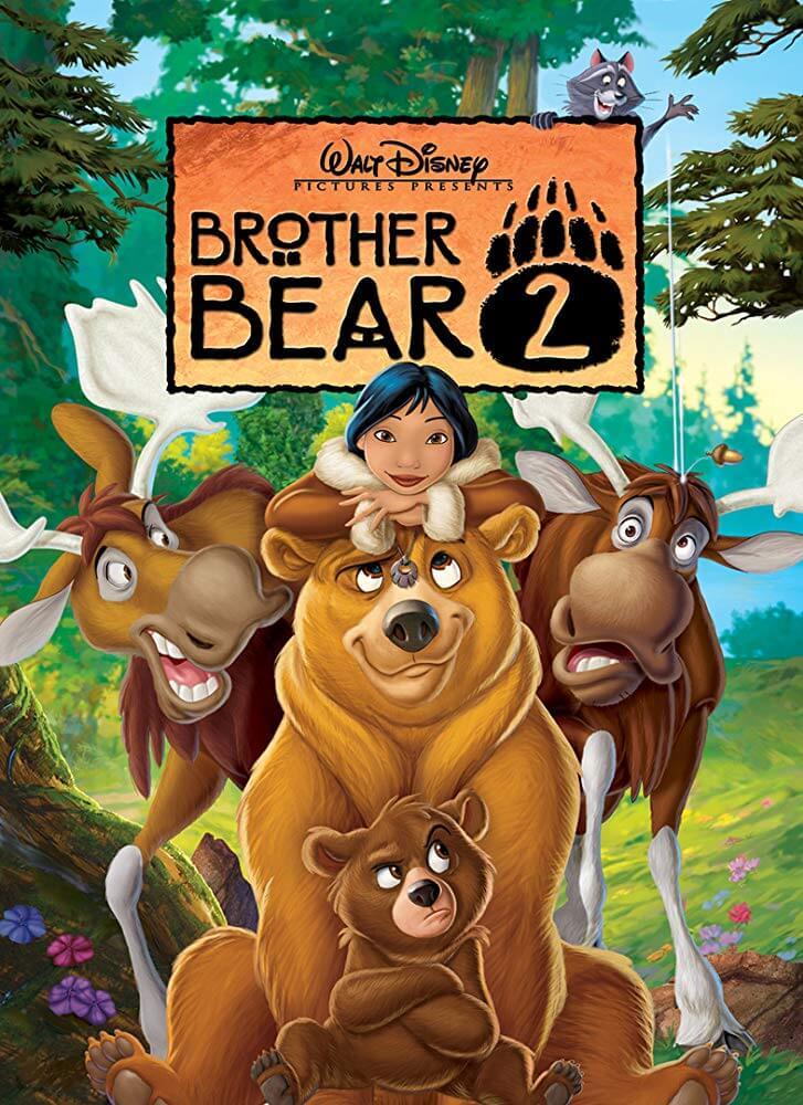Locandina Koda Fratello orso 2