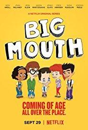 Big Mouth (2017-)