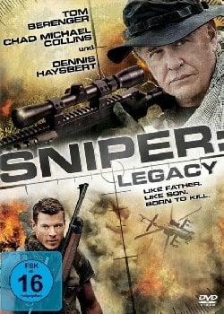 Locandina Sniper: Legacy