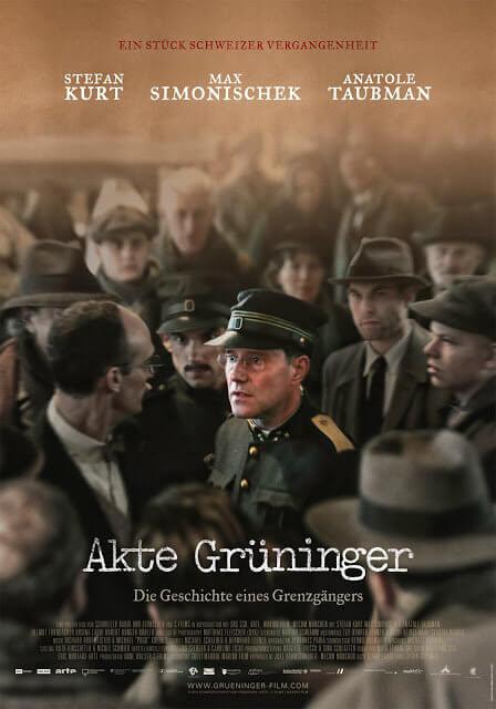 Locandina Il caso Grüninger