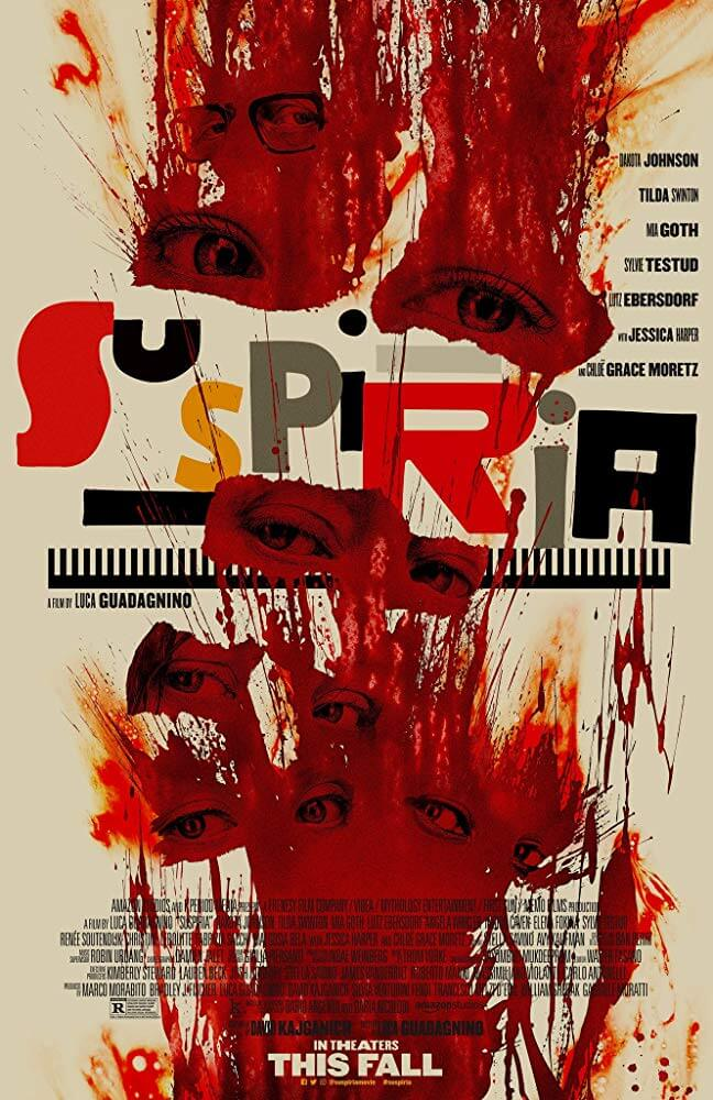 Suspiria in Streaming