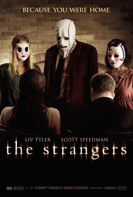 Locandina The Strangers