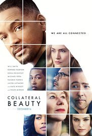Locandina Collateral Beauty