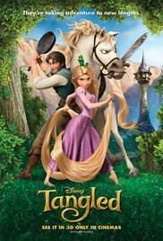 Locandina Rapunzel: L' Intreccio della Torre
