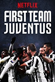 First Team: Juventus (2018) Serie TV