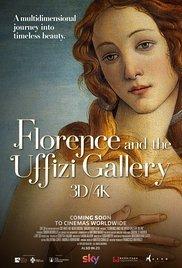 Locandina Firenze e Gli Uffizi